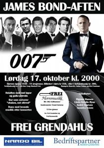 James Bond-Aften
